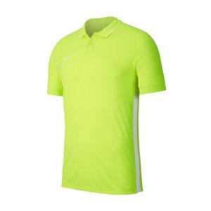 Polo-Nike-Academy-19-BQ1496-702-Jaune-fluo-Blanc-1 sportscoshop