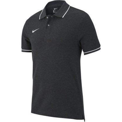 Polo Nike Team Club 19 AJ1546 071 Charcoal