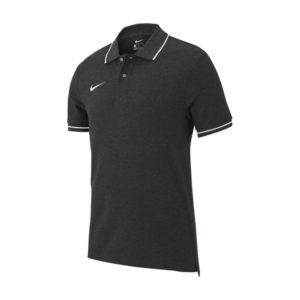 Polo-Nike-Team-Club-19-AJ1502-071-Charcoal-Blanc-1 sportscoshop