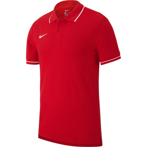 4be5030a Polo coton Nike Team Club 19 • Sports Co Shop