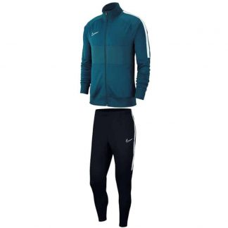 Survêtement Knit Nike Academy 19 AJ9180 AJ9181 404 Marina