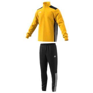 Survetement Adidas entrainement Regista 18 CZ8625 CZ8657 Jaune Noir
