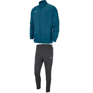 Survetement Knit Nike Academy 19 AJ9129 AJ9181 404 Marina Blanc