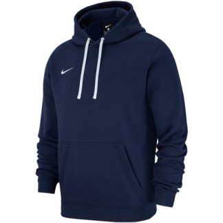 Sweat a capuche Nike Team Club 19 AR3239 451 Marine Blanc