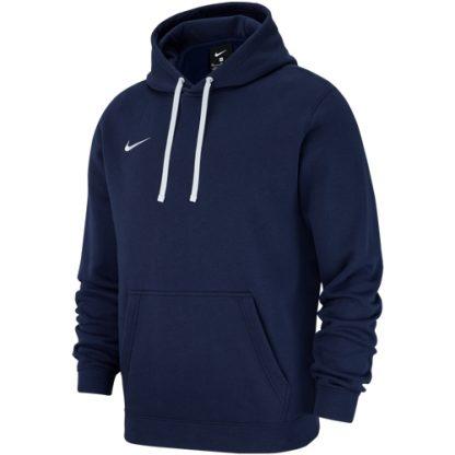 Sweat a capuche Nike Team Club 19 AR3239 451 Marine Blanc