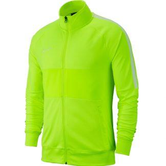 Veste Nike Academy 19 AJ9180 702 Jaune fluo Blanc