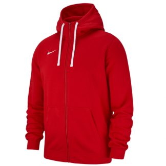 Veste a capuche Nike Team Club 19 AJ1458 657 Rouge