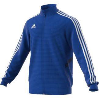 Veste d'entrainement Adidas Tiro 19 DT5271 Bleu Blanc