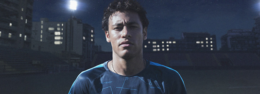 Collection Nike FC et Neymar