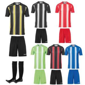 Ensemble Uhlsport Strip 20 Football 1002205 1003342 1003302