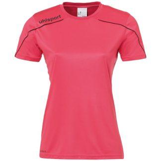 Maillot Uhlsport Stream 22 Femme Rose Noir 100347920