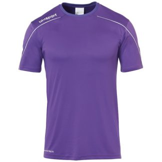 Maillot Uhlsport Stream 22 Violet Blanc 100347719