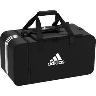 Sac Adidas Tiro Dufflebag - L DQ1067 Noir Blanc