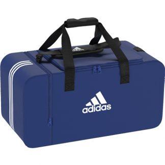 Sac Adidas Tiro Dufflebag - M DU1988 Bleu Blanc