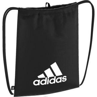 Sac de gym Adidas Tiro Gymbag DQ1068 Noir Blanc