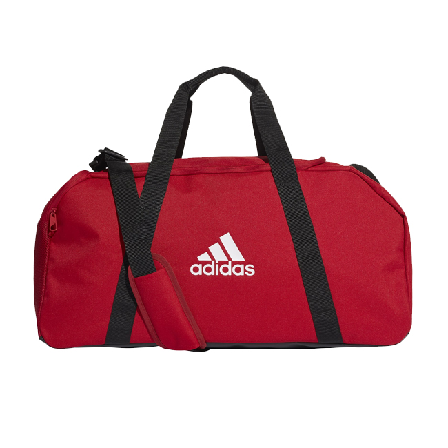 Sac de sport ADIDAS Tiro Dufflebag taille M Rouge Blanc GH7269