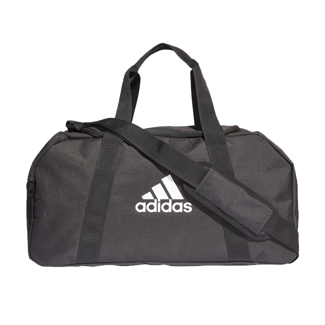 Sac de sport ADIDAS Tiro Dufflebag taille S Noir Blanc GH7268