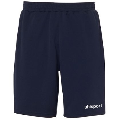Short PES Uhlsport Essential Marine Blanc 100519712