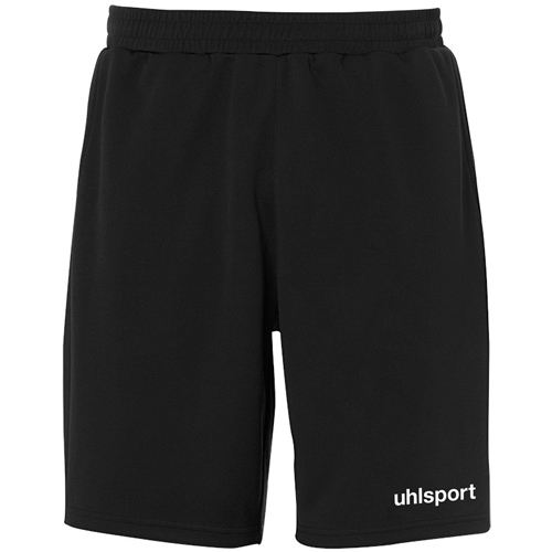 Short PES Uhlsport Essential Noir Blanc 100519701