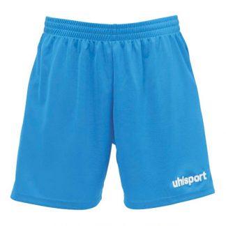 Short Uhlsport Basic Femme Cyan Blanc 100324105