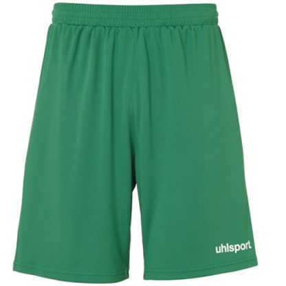 Short Uhlsport Center Vert Blanc 100334229 SportsCoShop