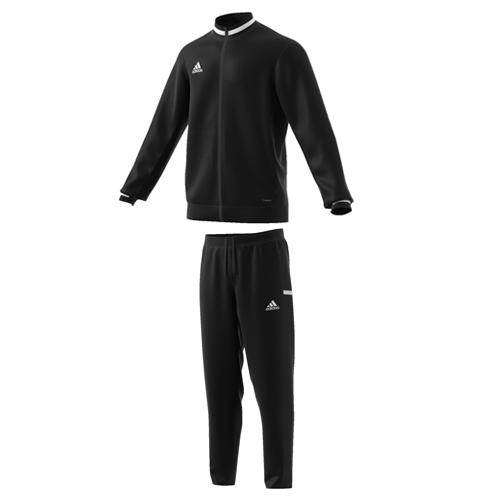 Survetement d'entrainement Adidas Team 19 DW6861 DW6857 Noir