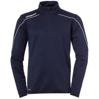 Sweat 1 4 zip Uhlsport Stream 22 Marine