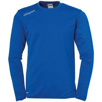 Sweat Uhlsport Essential entrainement Azur Blanc 100220903