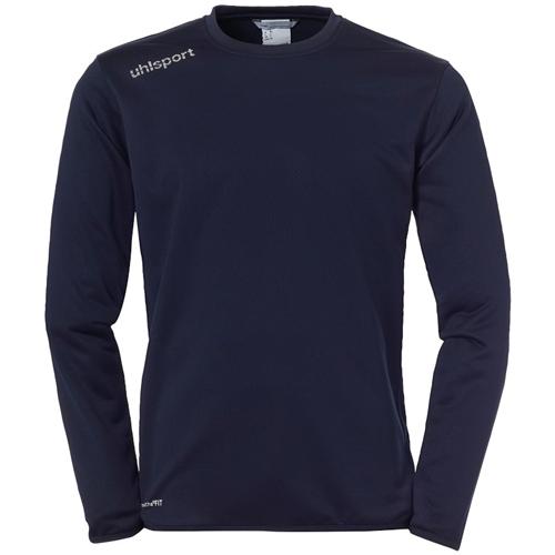 Sweat Uhlsport Essential entrainement Marine Blanc 100220912