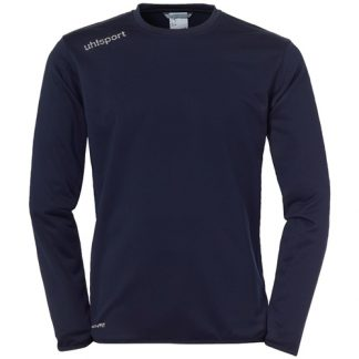 Sweat Uhlsport Essential entrainement Marine Blanc 100220912