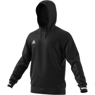 Sweat a capuche Adidas Team 19 DW6871 Noir