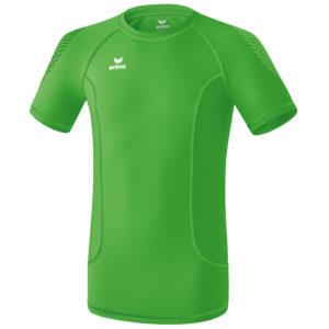 T-shirt de base Erima Vert Blanc 2250752