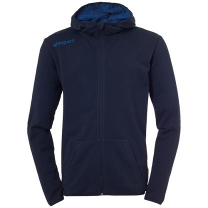 Veste a capuche Uhlsport Essential Marine Blanc 100519612
