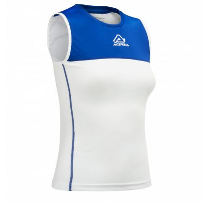maillot-femme-volley-acerbis-vicky-blanc-bleu-0910067