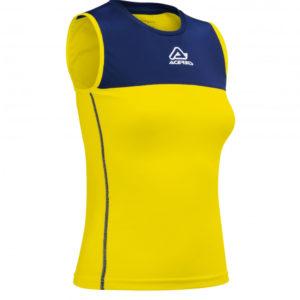 maillot-femme-volley-acerbis-vicky-jaune-bleu-0910067