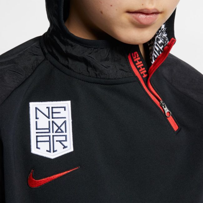 sweat-nike-neymar-enfant-noir-AO0742-010-logo