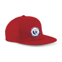 Casquette a visiere plate Rouge AS Air France SportsCoShop