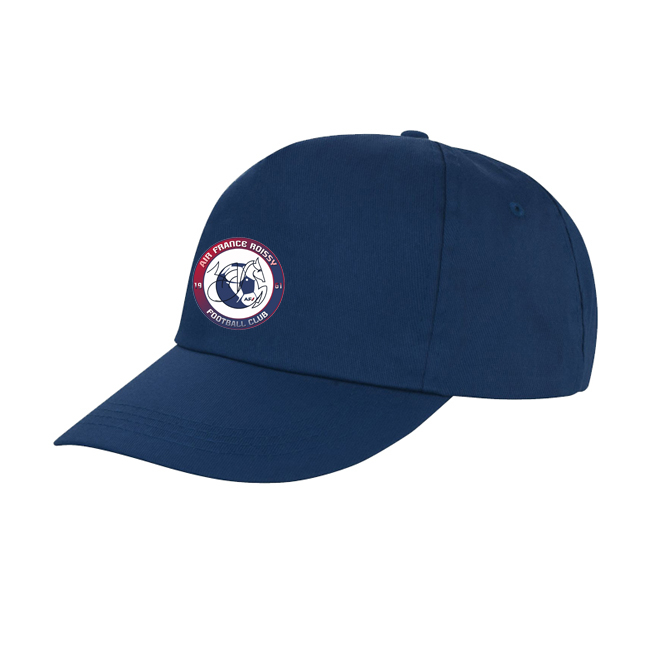 Casquette a visiere ronde AS Air France Marine SportsCoShop