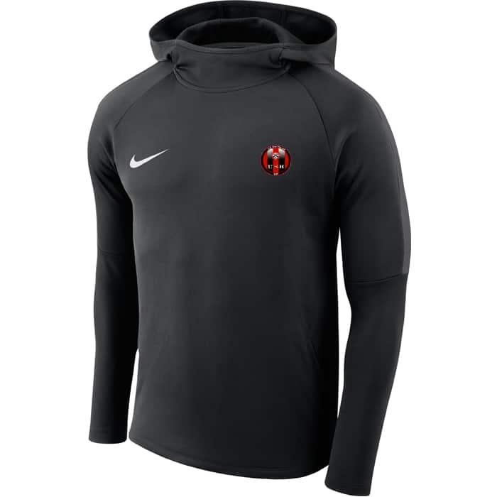 Sweat à capuche Adulte Nike avec logo US Hardricourt