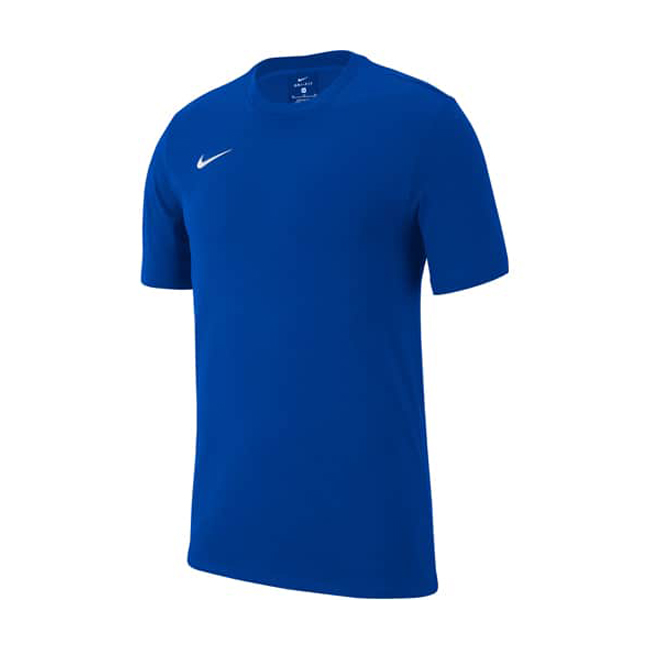 tee shirt nike bleu