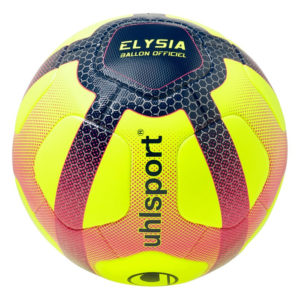 BALLON FOOTBALL COMPÉTITION UHLSPORT LIGUE 1 ELYSIA OFFICIEL-1001651022018