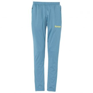 Pantalon Kempa Emotion 20 Dove bleu Jaune citron 200303703