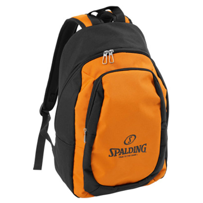 Sac a dos Spalding Essential 300451901 orange noir