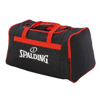 Sac de sport Spalding Team Bag Large 300453703 noir rouge