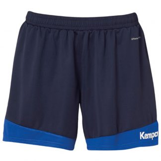 Short Kempa Emotion 2 0 Femme Bleu marine royal 200316613