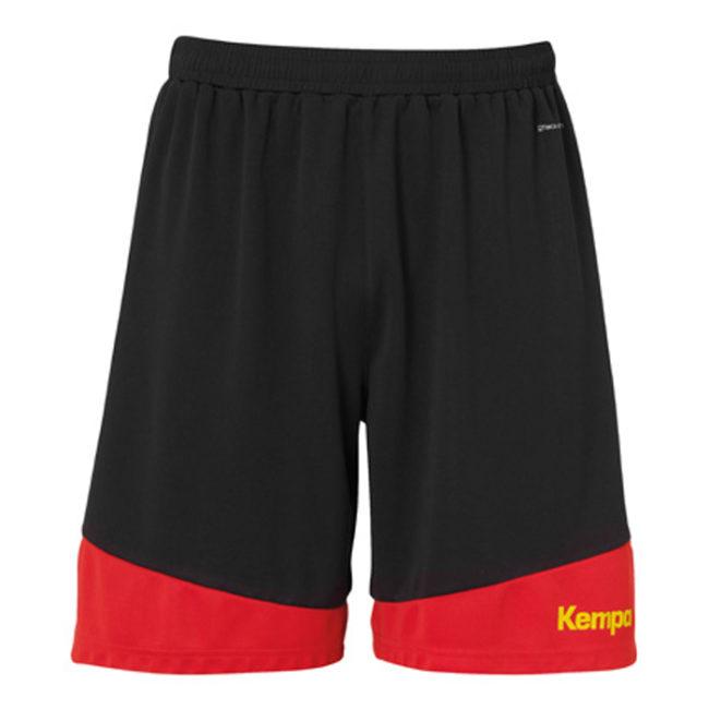 Short Kempa Emotion 2 0 Noir Rouge 200316509