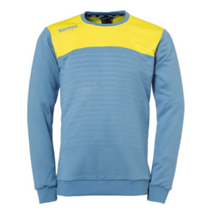 Sweat Kempa Emotion 2 0 Dove bleu Jaune citron 200214914