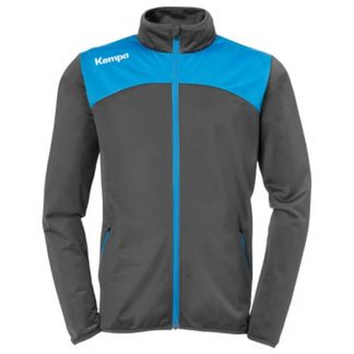 Veste Kempa Emotion 20 poly Bleu kempa Anthracite 200225816