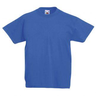 Tee shirt ENFANT Bleu Elan Gymnique Courbevoie SC231