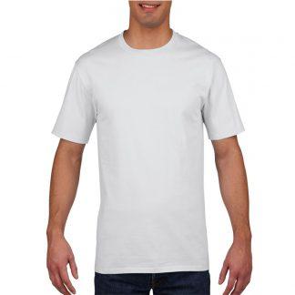 Tee-shirt HOMME blanc Elan Gymnique Courbevoie GN410 SportsCoShop